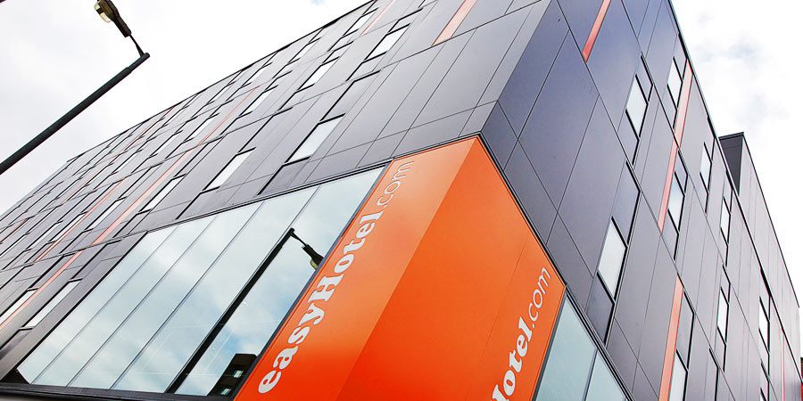 easyHotel posts promising first half results