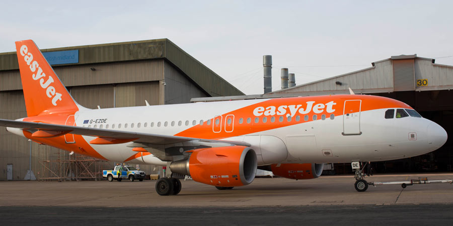 Revenues fall at easyJet as airline warns of a difficult and uncertain…operating environment