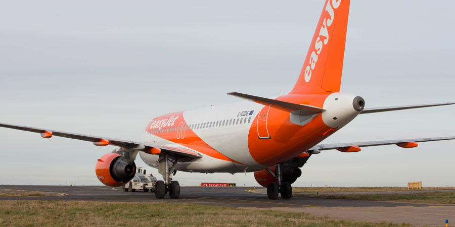Seasonal boost to easyJet travellers